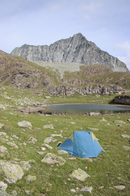 Camping lac Tsofeiret