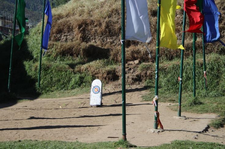 Tir à l'arc bhoutanais