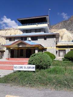 Aéroport de Jomsom