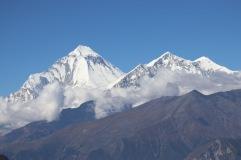 Montagne Dhaulagiri