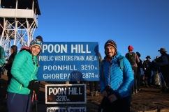 Une virée à deux à Poon Hill