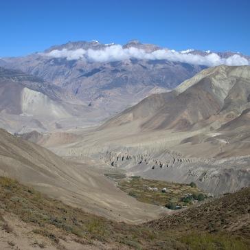 Vallée du Mustang