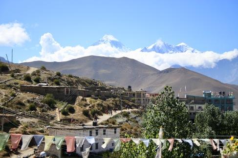 Village de Muktinath