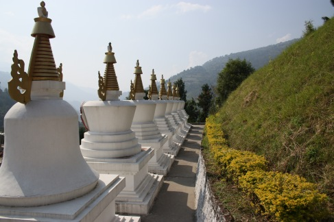 Les 8 types de stupas