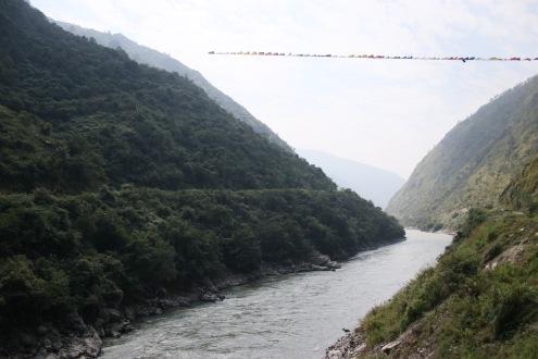 Rivière Gamri Chhu