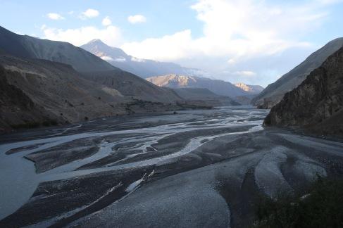 Vallée Kali Gandaki