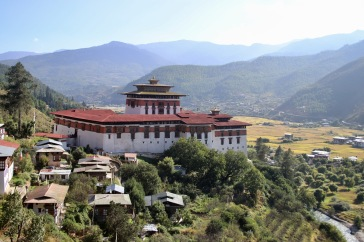 Dzong de Paro
