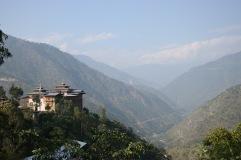 Dzong de Trashigang