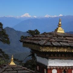 chorten ou stupas