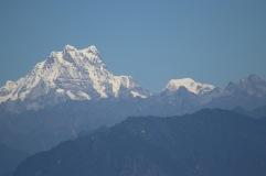 Neige éternel bhoutan