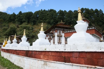 Temple bumthang