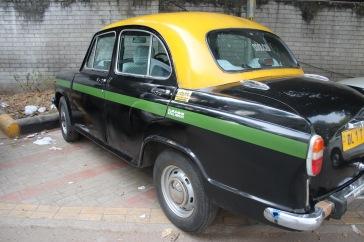 Vieux taxi