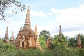 Temples perdus d'Indiana Jones
