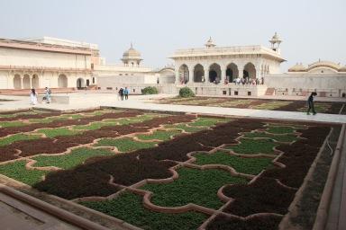 Jardins du fort