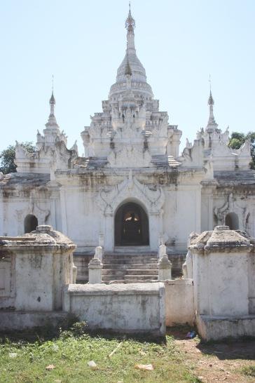 Temple blanc