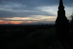 Deuxième coucher de soleil