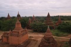 Quelques temples de Bagan
