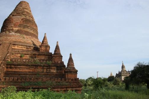 Visite des pagodes
