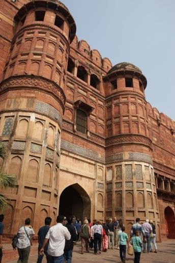 Entrée du Agra Fort