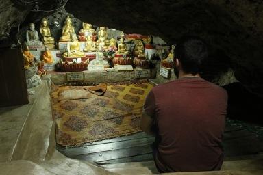 Grotte de méditation