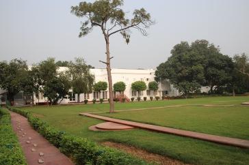 Dernière maison de Gandhi/144 jours avant son assassinat
