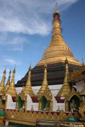 La pagode de Kyaikthanlan