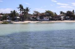 Arrivée sur Malapascua