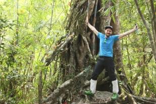 Julien dans la jungle