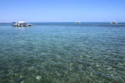 L'eau de Malapascua