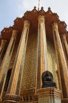 Temple qui renferme le Bouddha d'émeraude