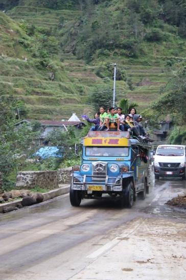 Jeepney transport local
