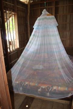 l'intérieur du bangalow