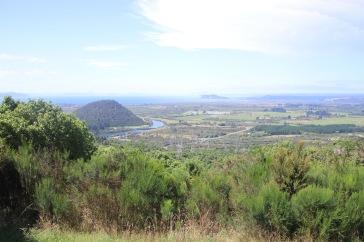panorama en direction du Tongariro