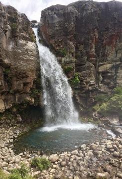 Taranaki fall
