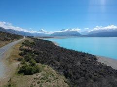 Drone-lac Pukaki