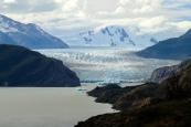 L'etendue du glacier