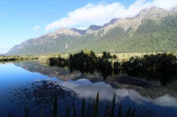 Lacs miroirs