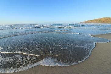 Plage de Sandfly Bay
