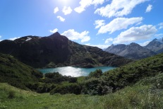 Laguna caminante