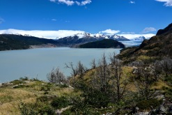 Le lac Grey