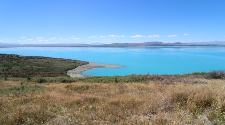 Au revoir lac Pukaki