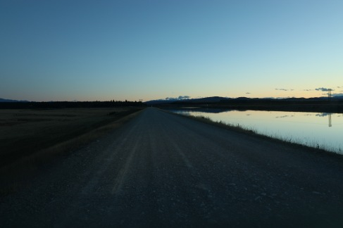 Rivière près du camping
