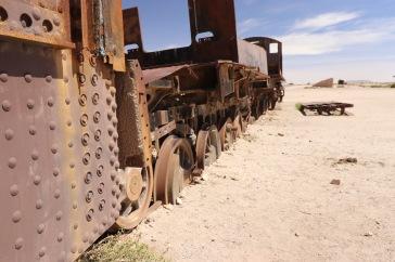 Carcasse de trains