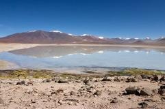 Reflets Laguna Blanca