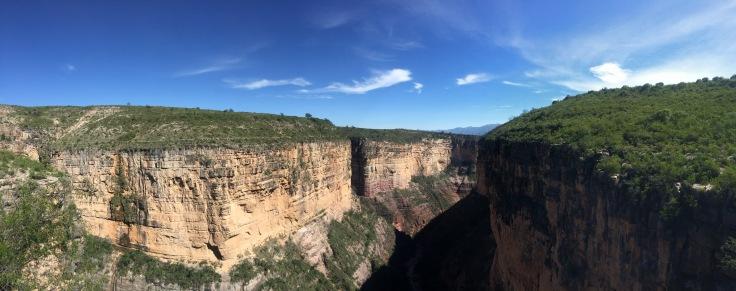Canyon El Vergel