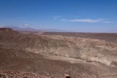 Sur la route Arica-Putre