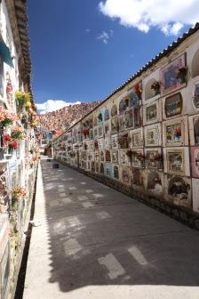 Cimetière de La Paz