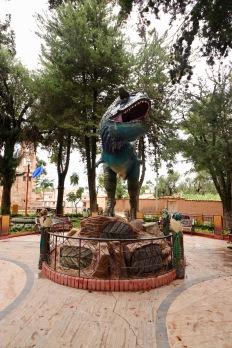 T-Rex de Torotoro