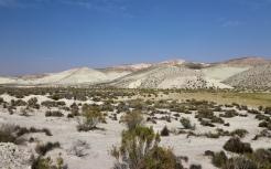 Montagnes de sel