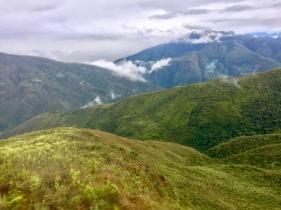 La colline a escalader